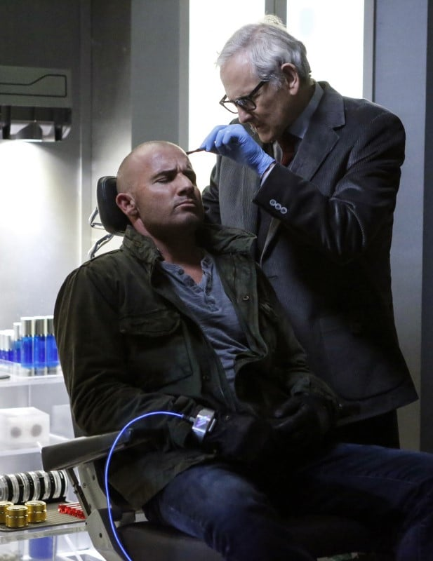 Digging In - DC's Legends of Tomorrow Season 2 Episode 9