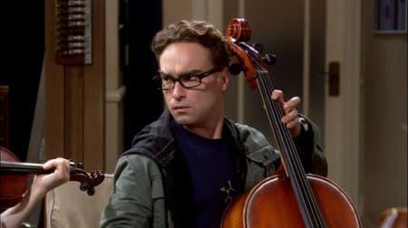 Leonard the Cellist