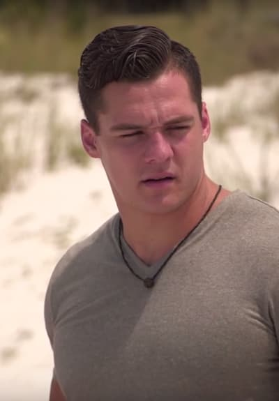 Jeremiah Not Amused - Floribama Shore