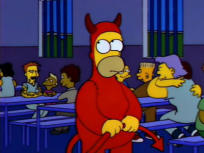 The Simpsons Season 4 Episode 21