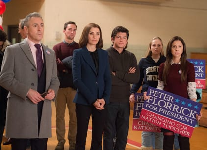 Watch The Good Wife Season 7 Episode 11 Online