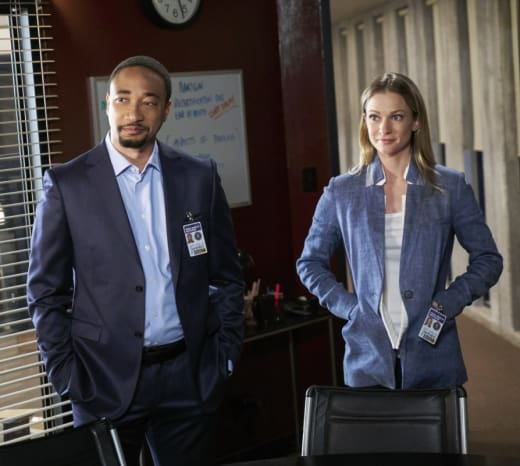 A Well-Received Return - Criminal Minds Season 12 Episode 22