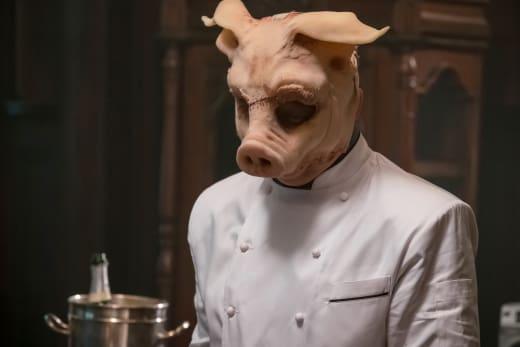 Yummy Bubbly! - Gotham Season 4 Episode 9