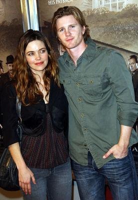 Thad Luckinbill and Amelia Heinle