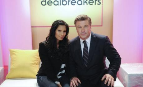 Jack and Padma Lakshmi