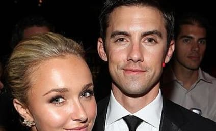 Hayden Panettiere and Milo Ventimiglia Share a Dance