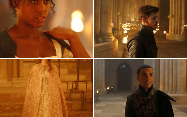 A little concerned still star crossed s1e1
