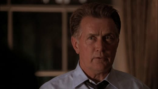 You Made Me Beg - The West Wing Season 1 Episode 8