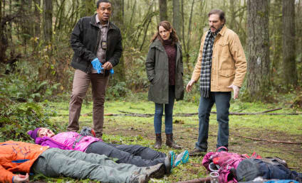 Grimm Season 5 Episode 14 Review: Lycanthropia