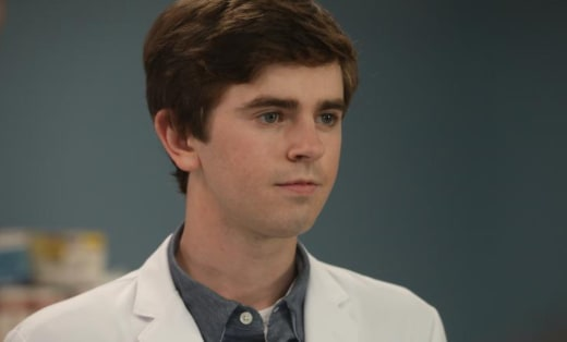 Shaun Is Not Amused - The Good Doctor