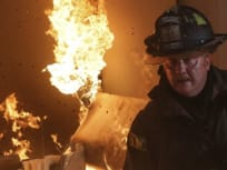 Fire on Chicago Fire