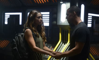 The 100 Season 6 Episode 1 Review: Sanctum