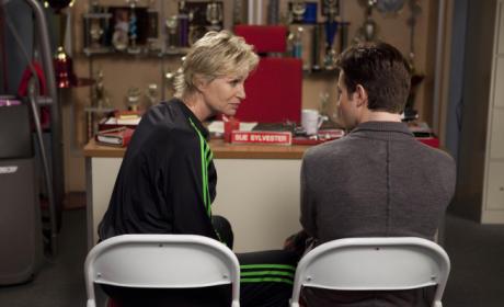 Cornering Kurt
