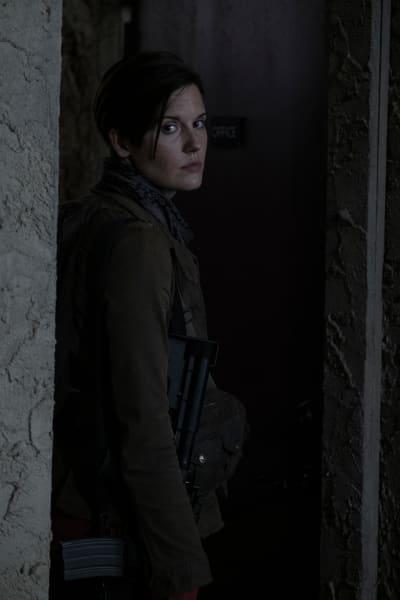 Al Finds Herself in a Pickle - Fear the Walking Dead Season 5 Episode 14