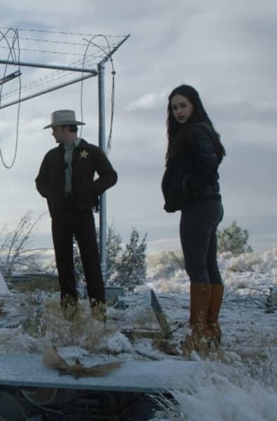 Back Again - Roswell, New Mexico Season 3 Episode 6
