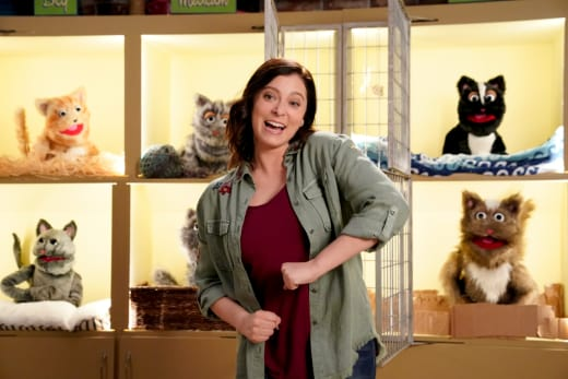 Rebecca and All Her Cats - Crazy Ex-Girlfriend Season 3 Episode 12