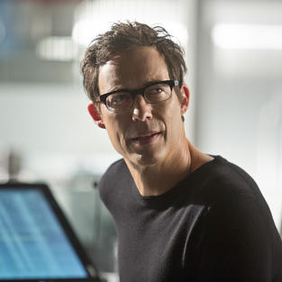 Dr. Harrison Wells