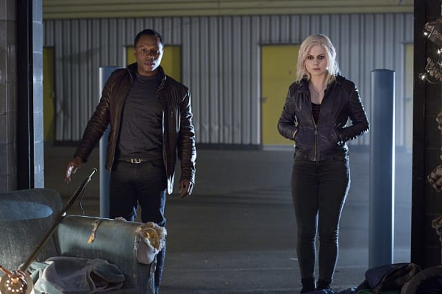 High School Liv - iZombie Season 1 Episode 12