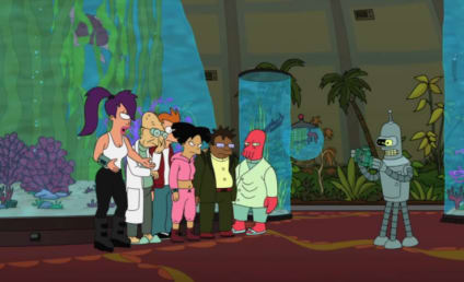 Futurama Review: Celebrity Death Match