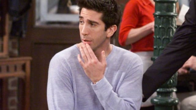 Ross Geller - Friends
