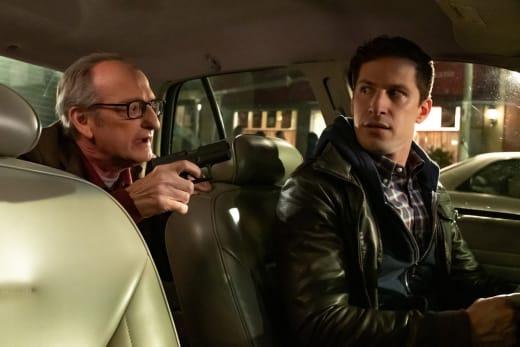 Dr. Tate Confesses - Brooklyn Nine-Nine Season 6 Episode 11
