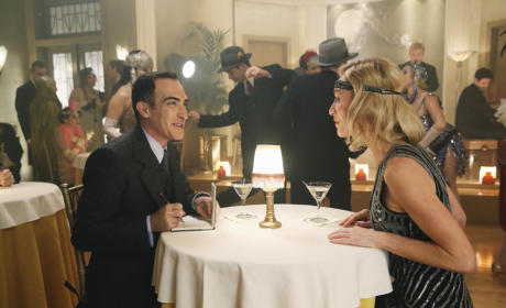 In 1920s London - Once Upon a Time Season 4 Episode 19