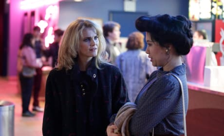 Young-Hee - The Americans