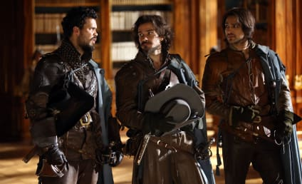The Musketeers Season 2 Episode 1 Review: Keep Your Friends Close