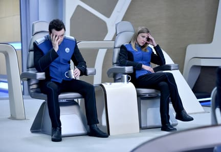 "Things That Make You Go ""Uh-Oh"" - The Orville Season 1 Episode 12"