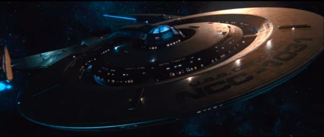 The Runaway -- USS Discovery