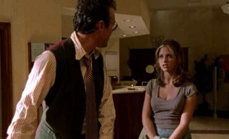 Dazed And Confused - Buffy the Vampire Slayer Season 1 Episode 12