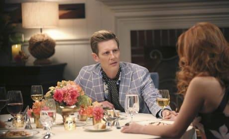 Concerned Nolan - Revenge Season 4 Episode 12