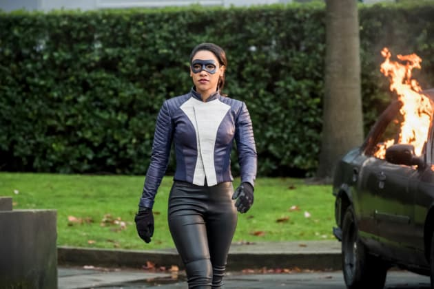 Swapping DNA - The Flash Season 4 Episode 15