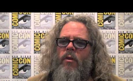 Mark Boone Junior Interview