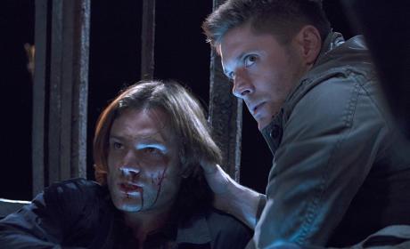 Dean to the rescue - Supernatural Season 11 Episode 10
