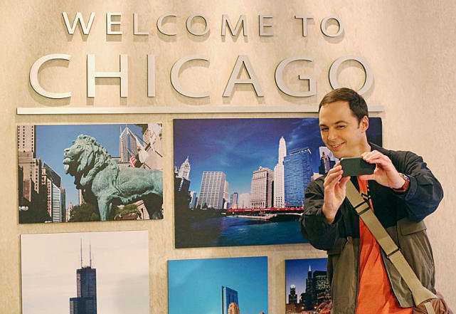 Sheldon's in Chicago