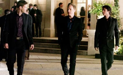 David Anders on The Vampire Diaries: First Look