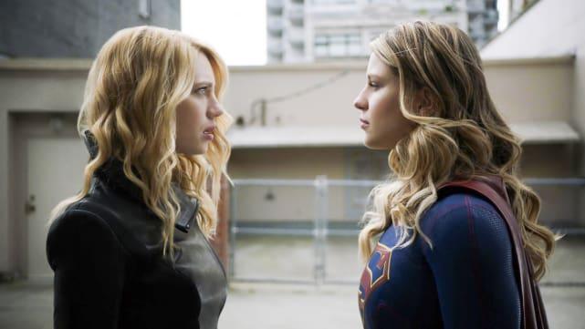 Supergirl Vs Psi - Supergirl Season 3 Episode 2
