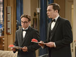 Leonard & Sheldon Prepare For The Wedding