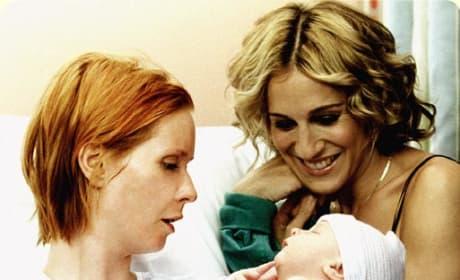 Miranda Gives Birth