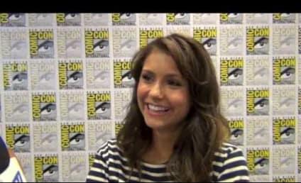 Nina Dobrev on The Vampire Diaries Season 5: Can Delena Be Happy?