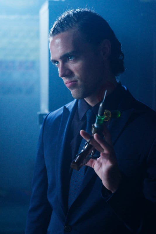 Don't mess with me - Shadowhunters Season 1 Episode 5