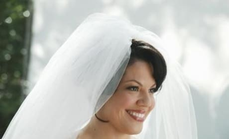Callie the Bride