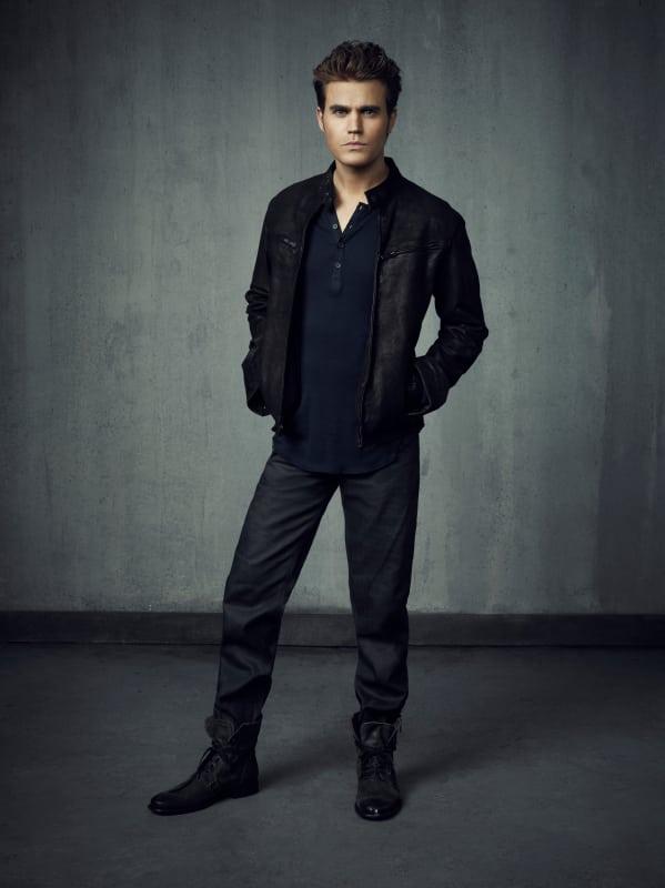 Paul Wesley for The Vampire Diaries