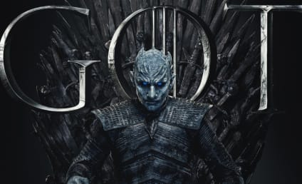 Game of Thrones Season 8 Character Posters: Who's On The Iron Throne?