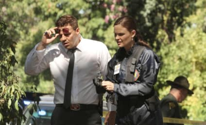 Bones Review: Eye of the Tiger