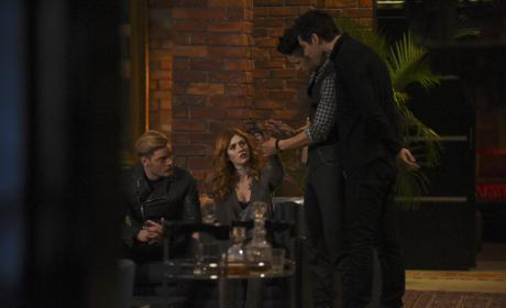 Mysterious Mark - Shadowhunters Season 2 Episode 9