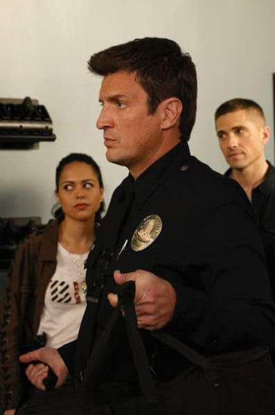 Nolan Calls the Shots - The Rookie Season 1 Episode 14