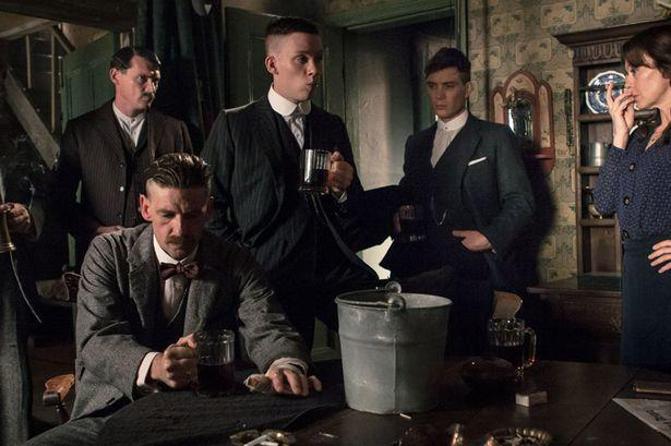 The Shelby Family (Peaky Blinders)