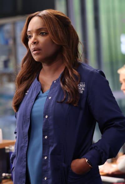 Maggie is Concerned - Chicago Med Season 7 Episode 4